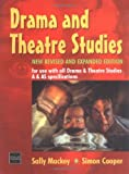 Drama and Theatre Studies (0748751688) by Mackey, Sally