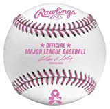 Rawlings Official MLB Mother's Day Pink Commemorative Baseball