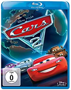 Cars 2 [Alemania] [Blu-ray]