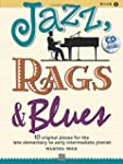 Jazz Rags & Blues 1  (with CD) --- Pi...