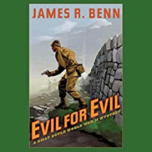 Evil for Evil: A Billy Boyle World War II Mystery Audiobook by James R. Benn Narrated by Marc Vietor