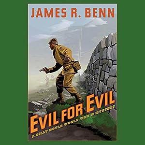 Evil for Evil Audiobook