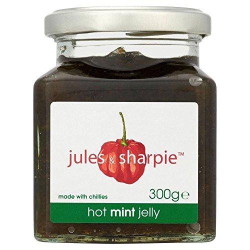 Jules Und Sharpie Heiße Minze Gelee (300 G)