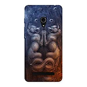 Special Hell Door Back Case Cover for Zenfone 5