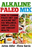 img - for Alkaline Paleo Mix: How to Combine Paleo Diet and Alkaline Diet for Wellness, Weight Loss, and Vibrant Health (Paleo, Alkaline, Gluten-Free, Anti-Inflammatory Book 1) book / textbook / text book