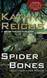 Kathy Reichs Spider Bones (Wheeler Publishing Large Print Hardcover)