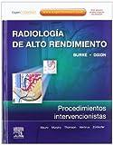 img - for Radiologia de Alto Rendimiento. Procedimientos intervencionistas (Spanish Edition) book / textbook / text book