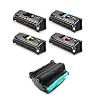 MS Imaging Supply Compatible Toner Replacement for HP Q7516A Black, 4 Pack