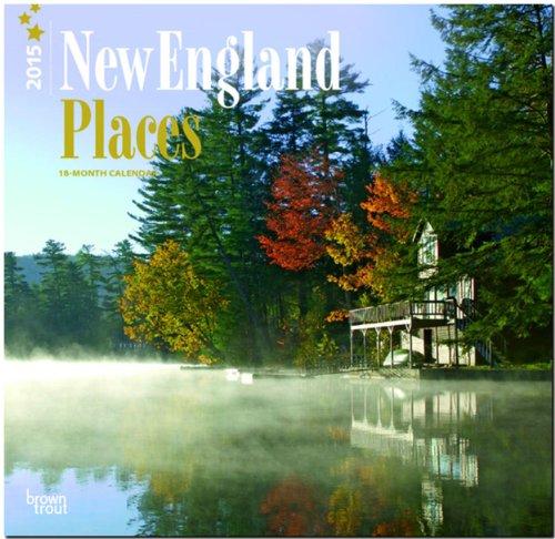 New England Places 2015 Calendar