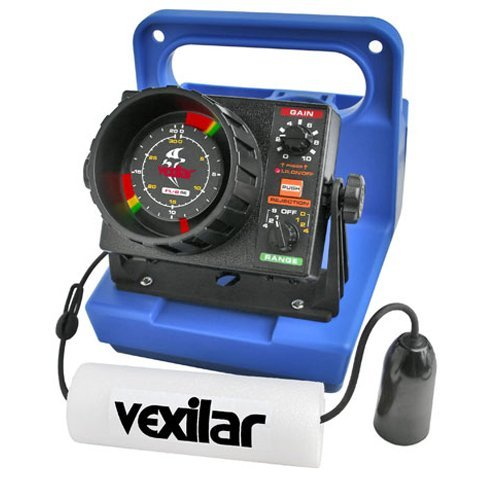 Vexilar FL-8se Genz Pack  19 Degree Ice Flasher