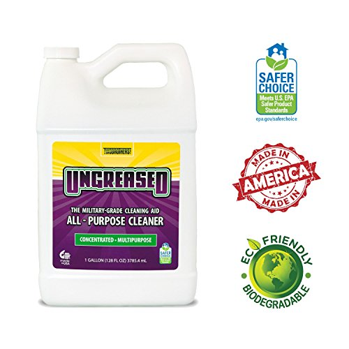 All Natural Kitchen Degreaser and Multipurpose Cleaner. Safe Around Kids and Pets. (Natural Kitchen Cleaner compare prices)