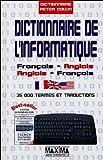 echange, troc Peter Collin, Al - DICT BILINGUE INFORMATIQ FR AN