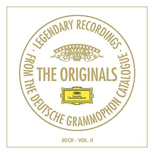 Igor Stravinsky - The Originals - Legendary Recordings Vol. Ii [50 Cd] - Zortam Music