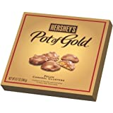 Hershey's Pot of Gold Pecan Caramel Clusters, 8.7 oz