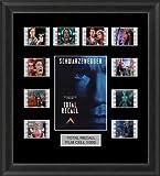 Total Recall Framed Arnold Schwarzenegger Film Cell Memorabilia