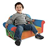 Marshmallow Furniture Flip Open Sofa - Mickey Mouse Club House