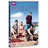 Gavin And Stacey : Complete Series 3 [DVD]by Mathew Horne