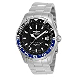 Invicta Men's 'Pro Diver' Quartz Stainless Steel Casual Watch, Color:Silver-Toned (Model: 25821) (Color: Silver-Toned)