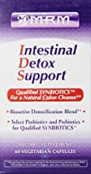 Mrm Intestinal Detox Support 60 Count