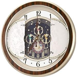 からくり時計シチズン、セイコーのからくり時計で …
