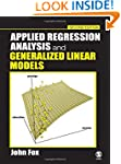 Applied Regression Analysis and Gener...