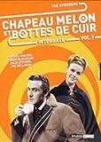 echange, troc Chapeau Melon et Bottes de Cuir: Volume 1 - Coffret 8 DVD