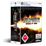 "Call of Duty: World at War - Limited Collector's Edition (DVD-ROM) - exklusiv bei Amazonvon ""Activision"""