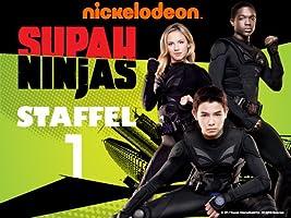 Supah Ninjas - Staffel 1
