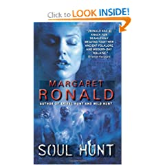 Soul Hunt (Evie Scelan) by Margaret Ronald