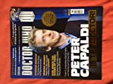 DOCTOR WHO MAGAZINE 469 PETER CAPALDI FIRST INTERVIEW JENNA LOUISE COLEMAN NEW Doctor Who Magazine