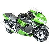 スカイネット 1/12 完成品バイク Kawasaki ZX-14 (2011)