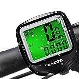 Zacro Fahrradcomputer, Kilometerzähler,Original...