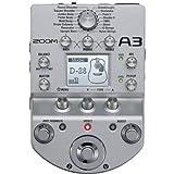 Zoom A3 DI Box multi-effets P�dale de simulation � mod�lisation pour Guitare acoustique