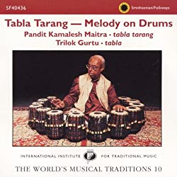 Tabla Tarang - Melody On Drums
