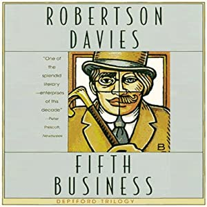 Fifth Business: The Deptford Trilogy, Book 1 | [Robertson Davies]