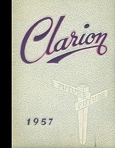 (Reprint) 1957 Yearbook: Cheverus High School, Portland, Maine 1957 Yearbook Staff of Cheverus High School