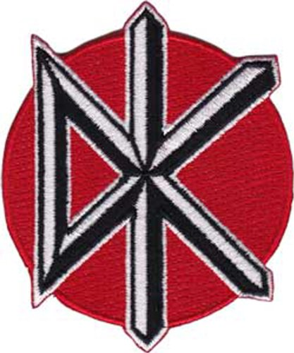 Application Dead Kennedys Icon Patch