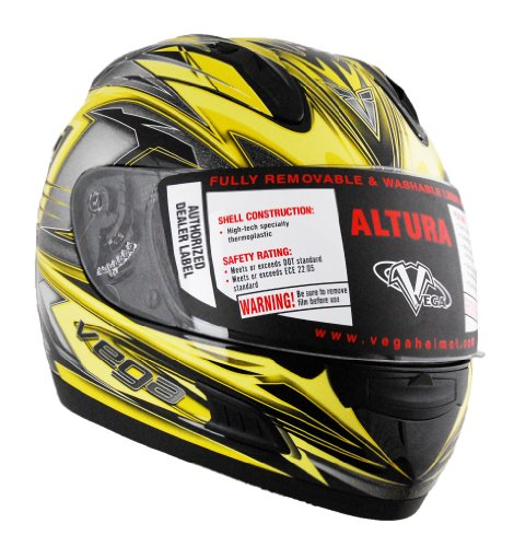 Save 25% on Vega Altura Vantage Graphic Helmets