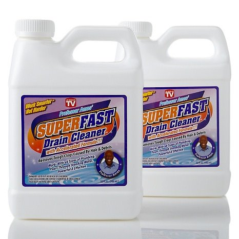Superfast Drain Cleaner
