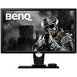 BenQ 24インチワイド Gamingモニター (Full HD/TNパネル/144Hz/DisplayPort搭載/Black eQulizer機能) XL2430T