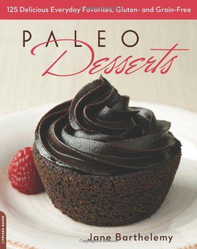 Paleo Desserts: 125