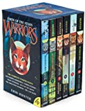 img - for Warriors: Omen of the Stars Box Set: Volumes 1 to 6 book / textbook / text book