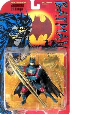 Buy Low Price Kenner Batman – Legends of Batman (Samurai) Warner Brothers Exclusive – Series 2 Action Figure (B001REF5W6)