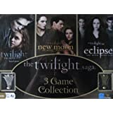 Twilight Saga 3 Game Collection in Collector Tin - Twilight, New Moon, & Eclipse