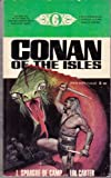 Conan of the Isles (Conan #12) (044111623X) by Robert E. Howard