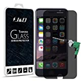 IPhone 6S Screen Protector, IPhone 6 Screen Protector, J&D [3D TOUCH COMPATIBLE] [Privacy] [Tempered Glass] Privacy...