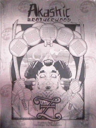 Akashic Brotherhood Tradition Book (Mage)