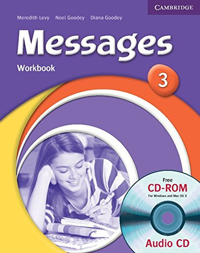 Messages 3 Workbook with Audio CD/CD-ROM: Level 3