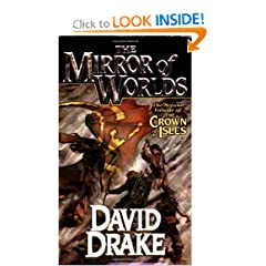 The Mirror of Worlds: The Second Volume of 'The Crown of the Isles' by David Drake