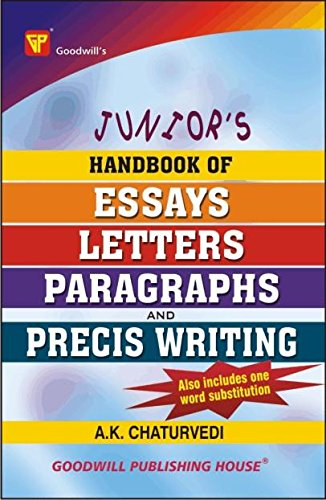 comprehension short précis letter writing & essay